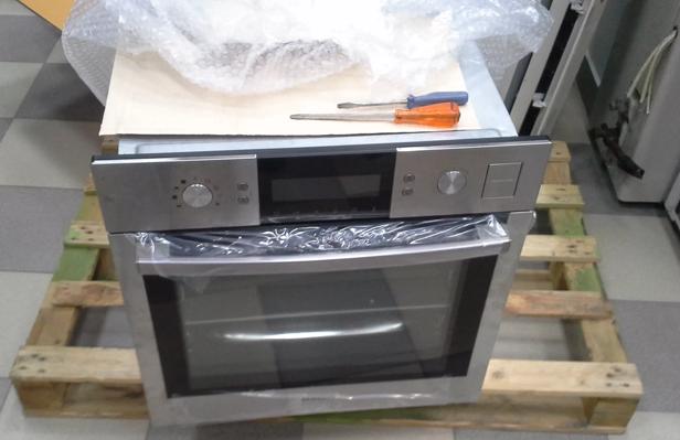 ремонт духовки в Дзержинске