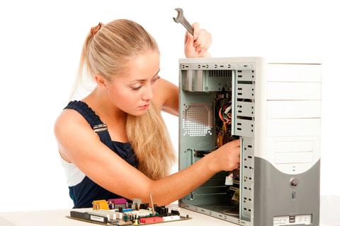 Ремонт компьютеров и ноутбуков Хамовники, качественная компьютерная помощь