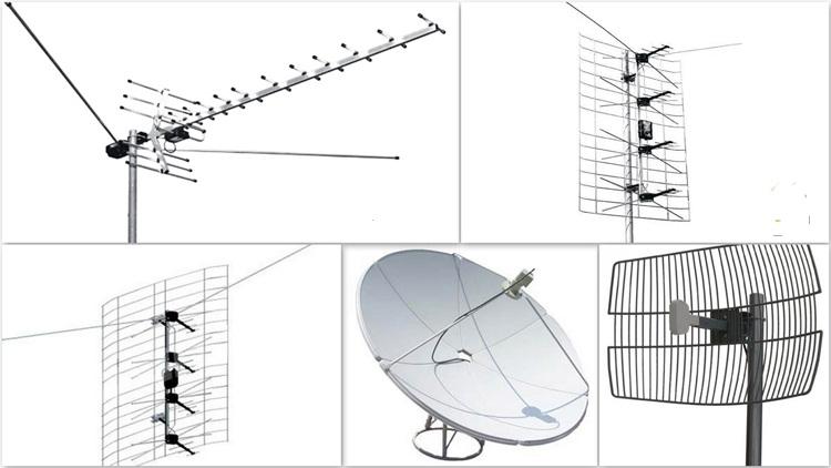 Как отремонтировать телевизионную антенну своими руками